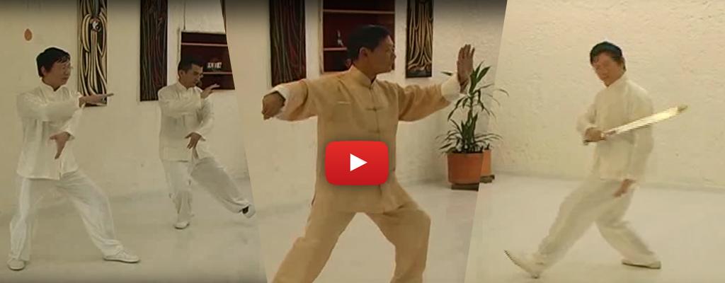 Video de tai chi chuan - montaña amarilla